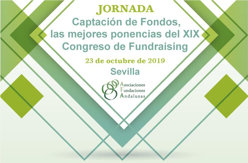 AFA organiza en octubre una jornada con las mejores ponencias del XIX Congreso de Fundraising