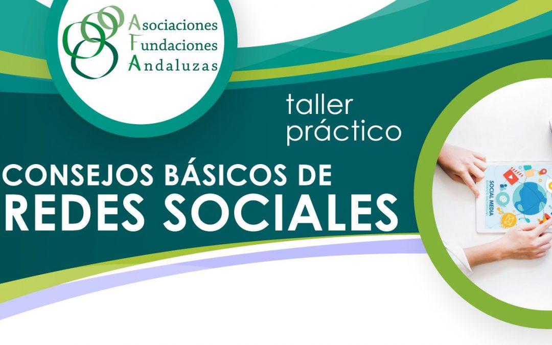 AFA prepara un taller para aprender a utilizar las Redes Sociales