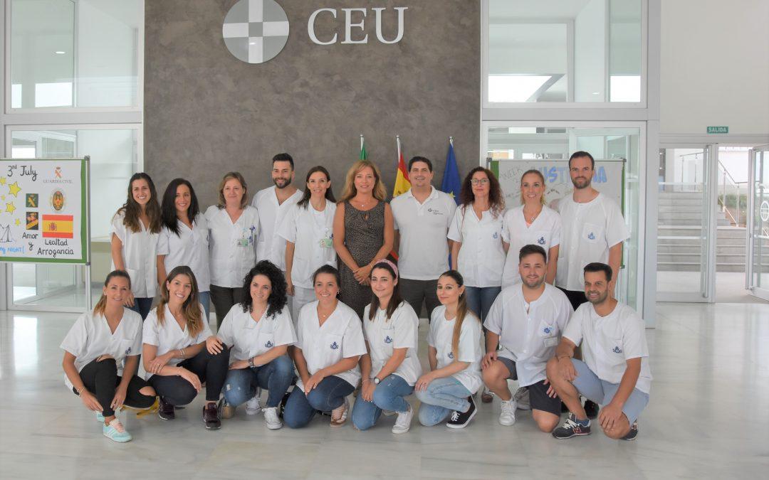 Aprender buenos hábitos para la salud en el Summer Camp CEU