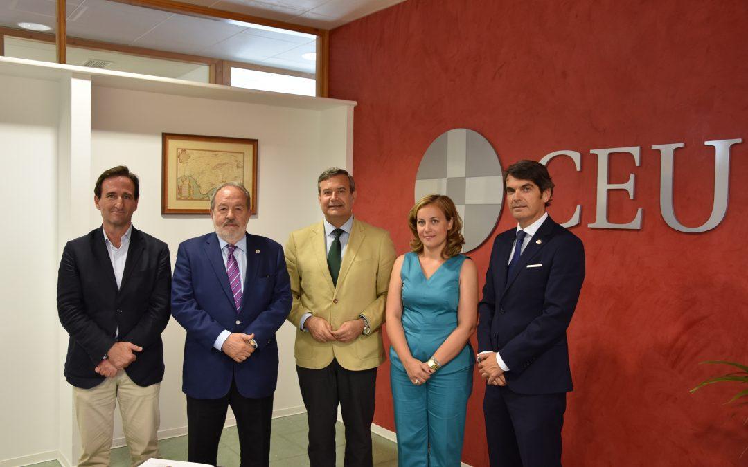 Alumnos de CEU Andalucía realizarán prácticas en el Instituto Hispalense de Pediatría