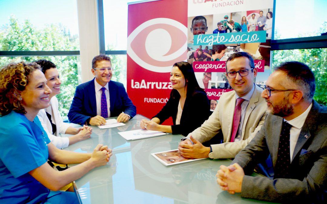 Fundación La Arruzafa y General Óptica renuevan su acuerdo de colaboración