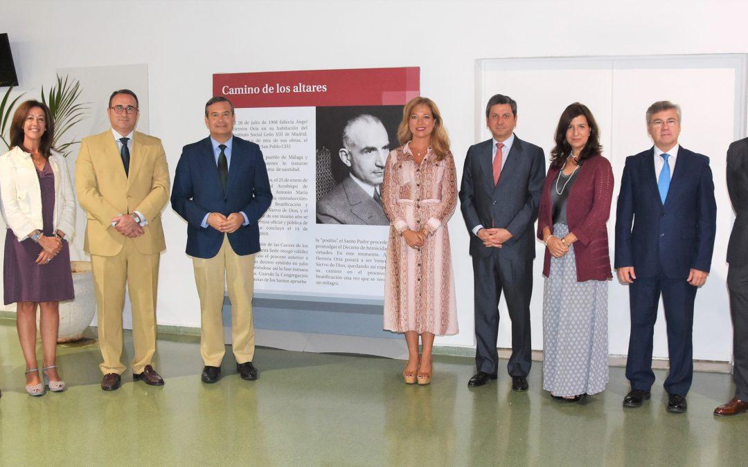 CEU Andalucía recuerda a Ángel Herrera Oria en su aniversario