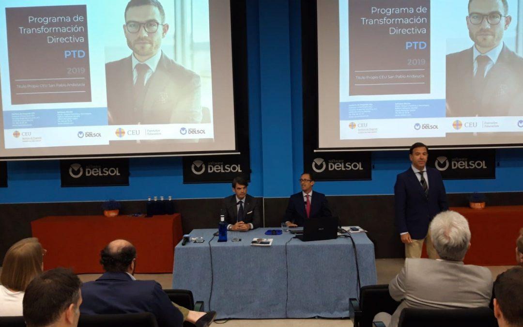 Nueva edición del Programa de Transformación Directiva en Jaén