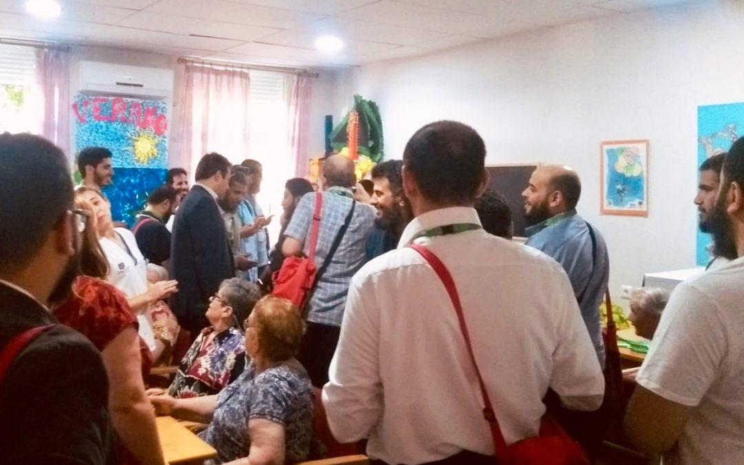 Estudiantes árabes finalizan en Granada el Diploma de Gestión de ONL que se imparte en la Fundación Euroárabe.