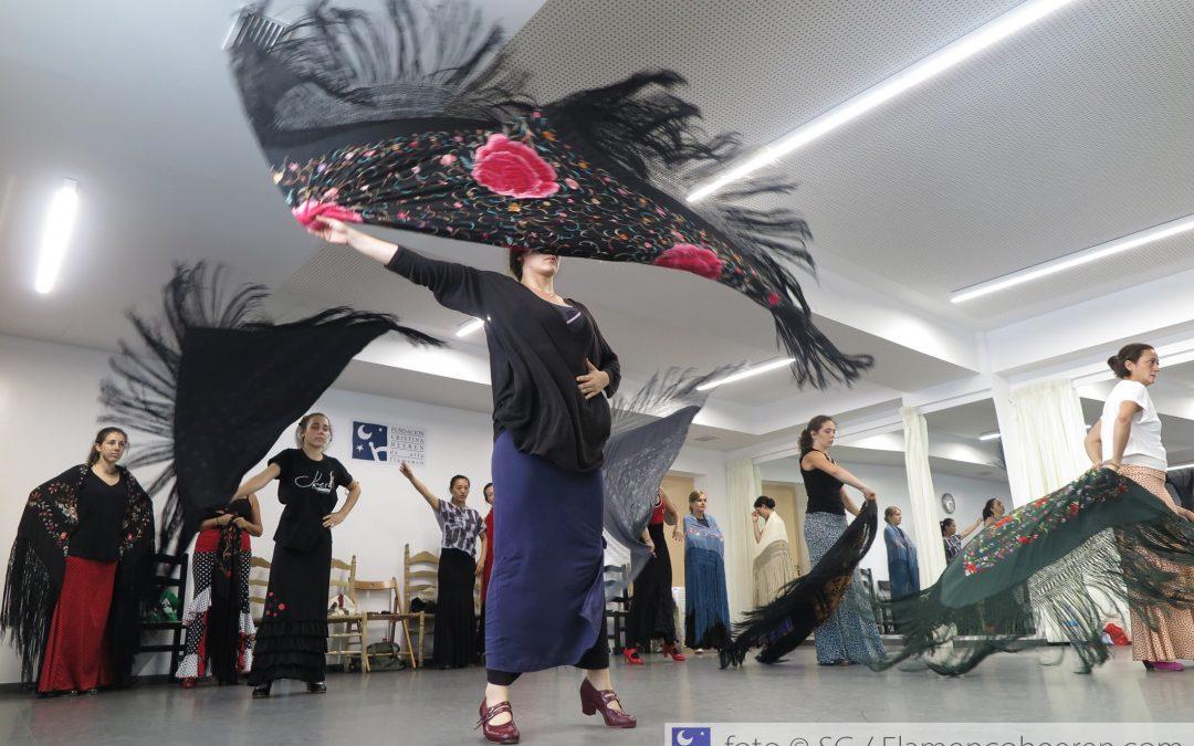 El Curso Flamenco Verano 2019 de la Fundación Cristina Heeren, en imágenes