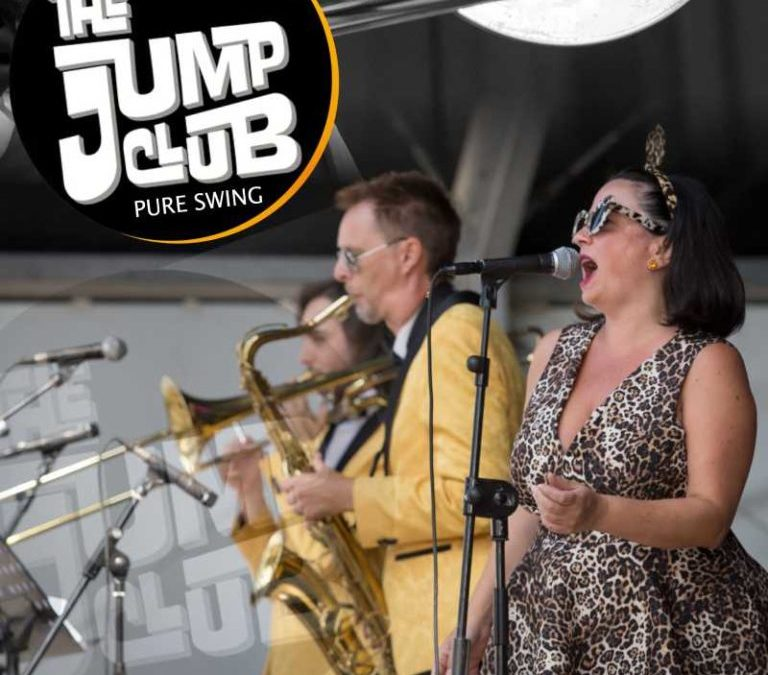 Granada. Ciclo Jazz en la Plaza: concierto de The Jump Club