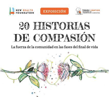 Sevilla. Exposición itinerante «20 Historias de Compasión». La fuerza de la comunidad en las fases del final de vida