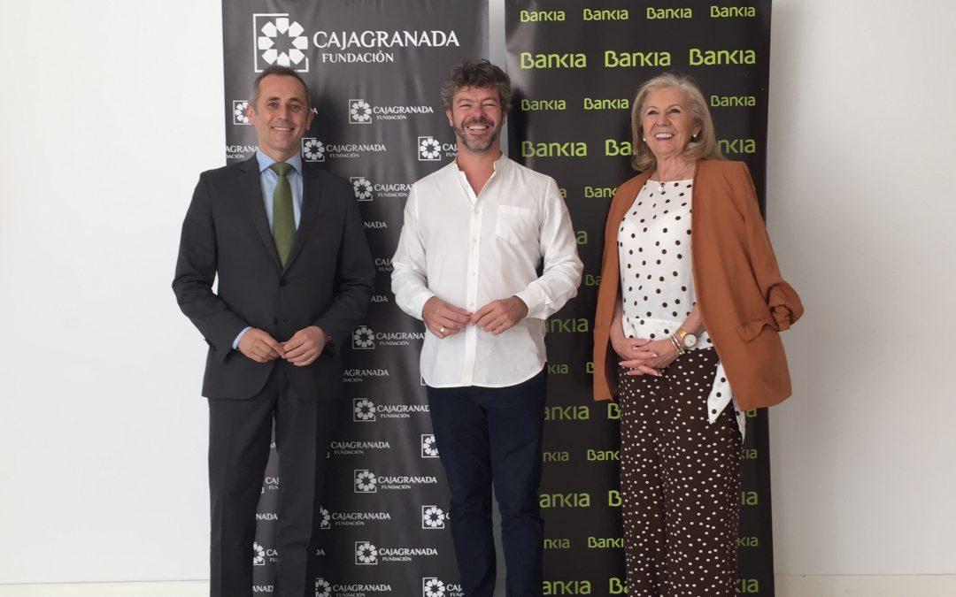 Bankia, CajaGranada Fundación y el Festival Internacional de Música y Danza de Granada han suscrito un acuerdo de colaboración