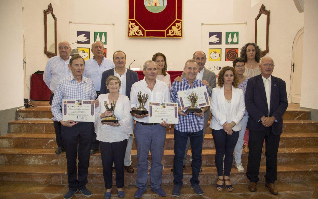 La FSU hizo entrega de sus Premios a la Defensa de los Valores Humanos, la Juventud e Infancia y el Medio Ambiente