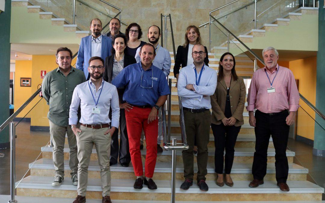 Andaltec coordina el proyecto europeo COMP0LIVE, que busca generar nuevos biocomposites a partir de los residuos de la poda del olivar