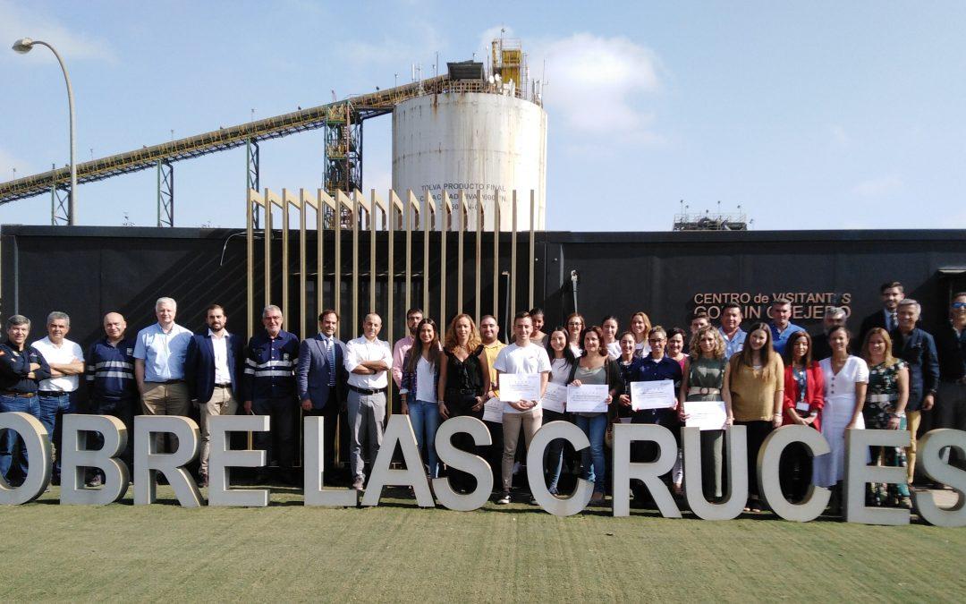 La Escuela Industrial CLC finaliza su VI Curso con un índice de inserción laboral de casi el 80%