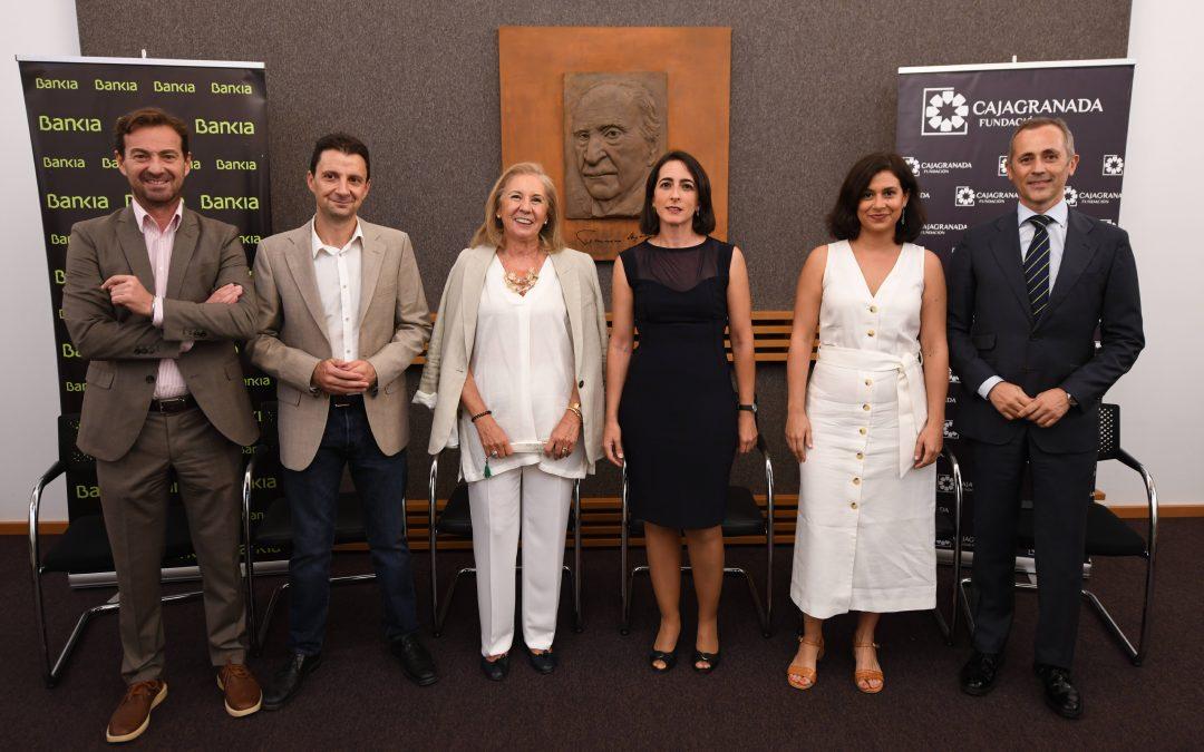 Entregado el VII Premio de Narrativa Francisco Ayala a María Iglesias por su relato Plata