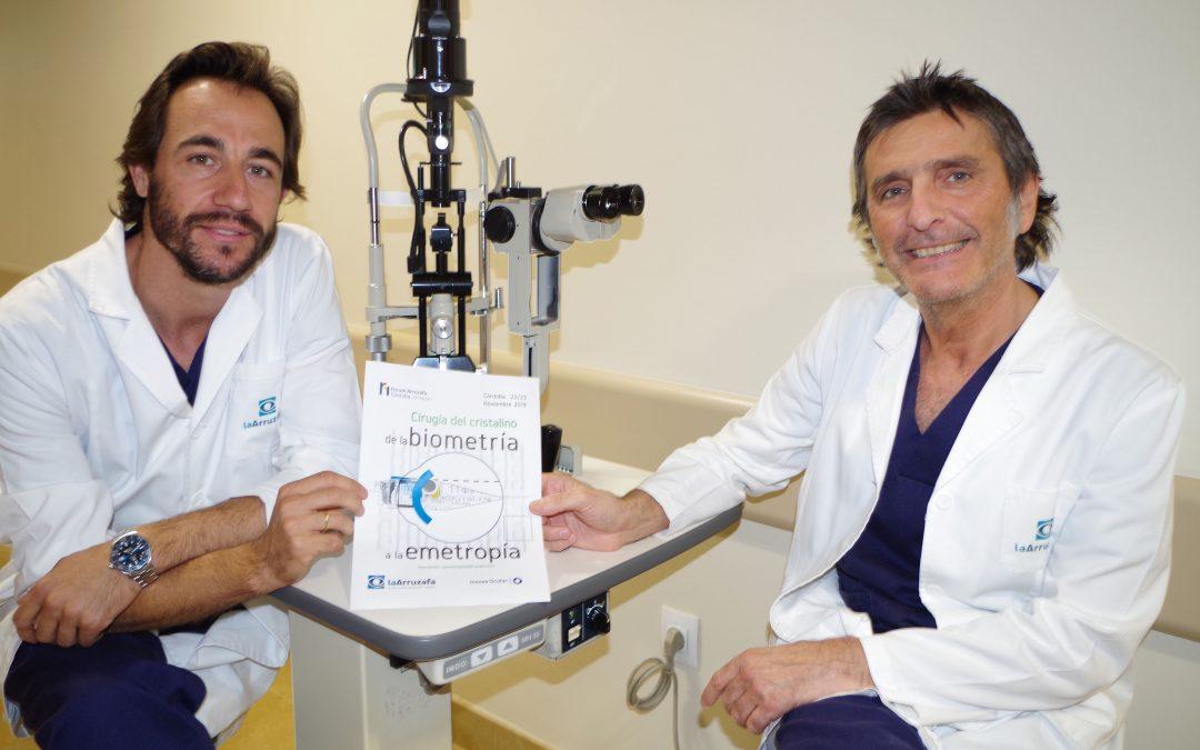 Forum Arruzafa dedica su vigésima edición a la cirugía del cristalino