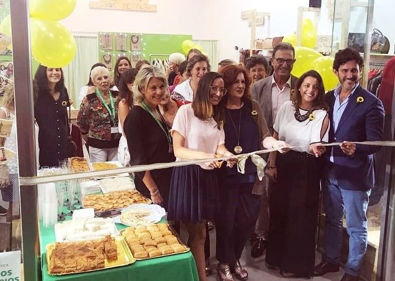 Inaugurada la tienda de la Fundación CUDECA en el Centro Comercial Málaga Factory
