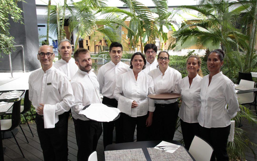 15 personas se forman como camareros con Andaluces Compartiendo por el Empleo, duplicando los beneficiaros respecto a 2018