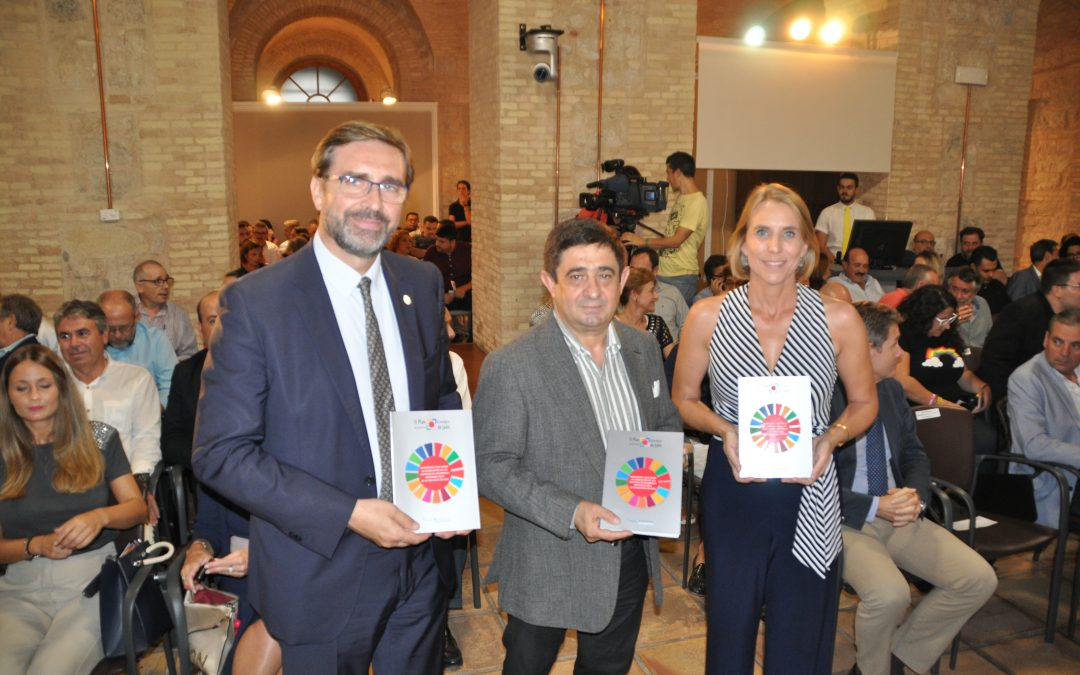 Jaén, primera provincia española que define indicadores para medir el cumplimiento de los Objetivos de Desarrollo Sostenible