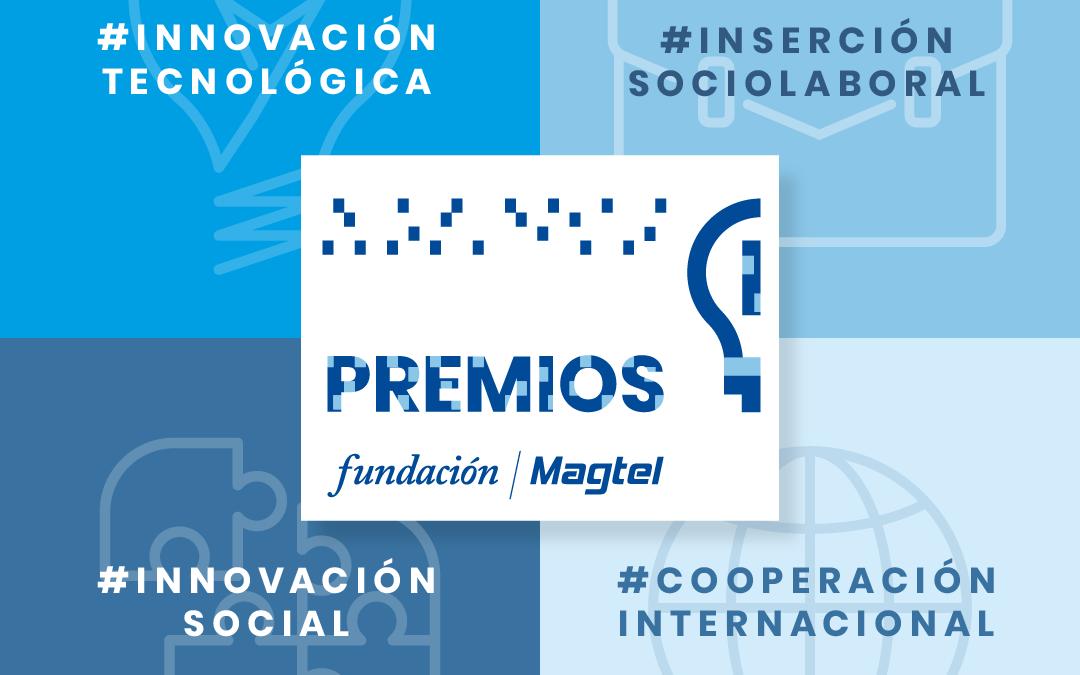 La Fundación Magtel abre sus segundos premios a la innovación social y tecnológica, la inserción sociolaboral y la cooperación internacional