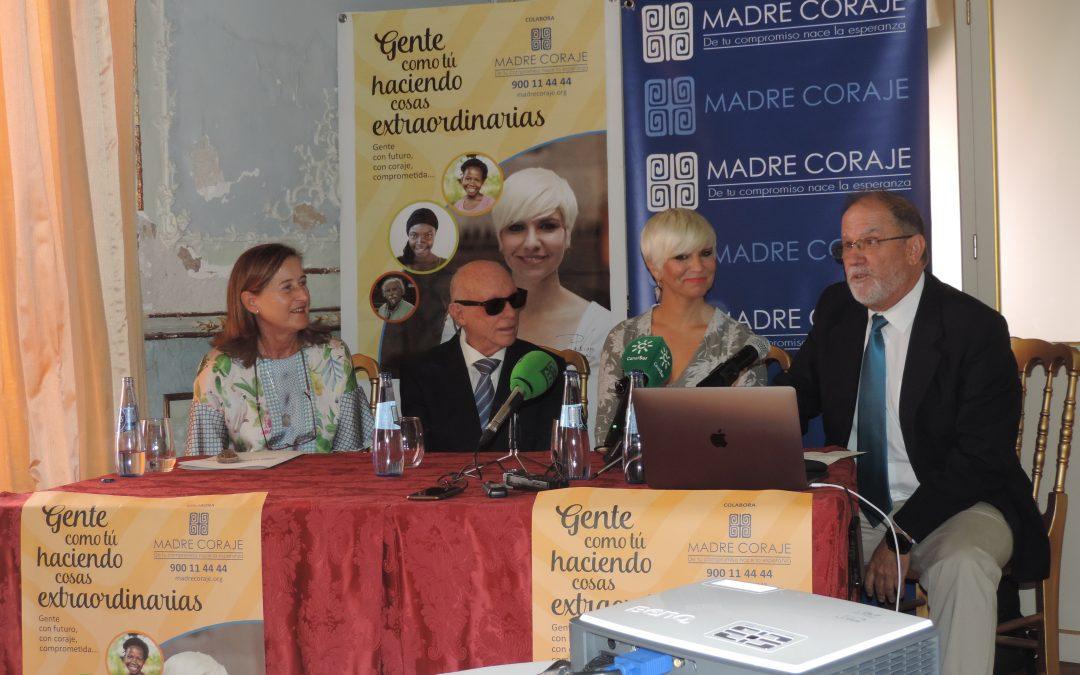 Pasión Vega protagoniza la campaña 'Gente como tú haciendo cosas extraordinarias' de Madre Coraje