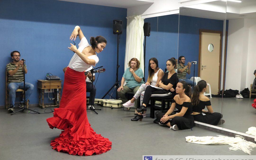 La Fundación Cristina Heeren da comienzo al Curso Flamenco Anual 2019/2020