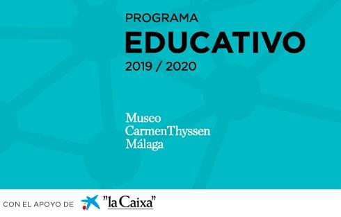 El Medio Ambiente, eje del programa educativo del Museo Carmen Thyssen Málaga
