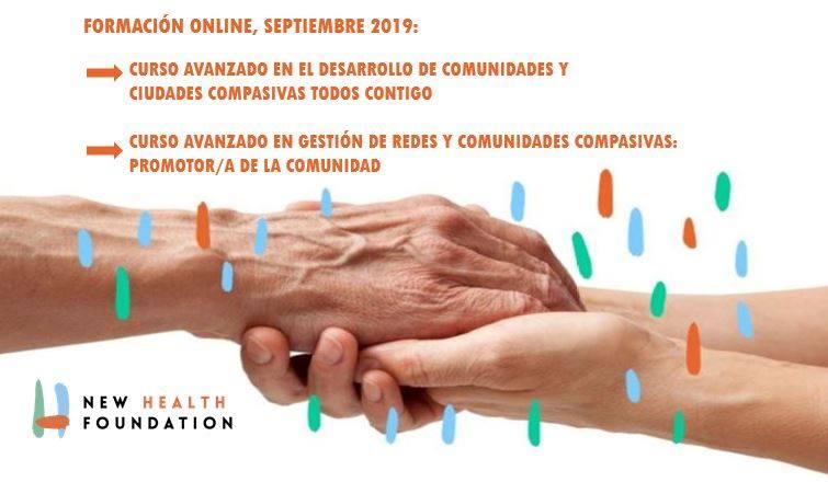 La Fundación New Health pone en marcha varios cursos online