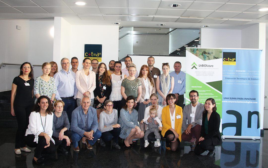 CTA organiza en Sevilla un taller de expertos europeos en Bioeconomía para promover la empleabilidad en este sector