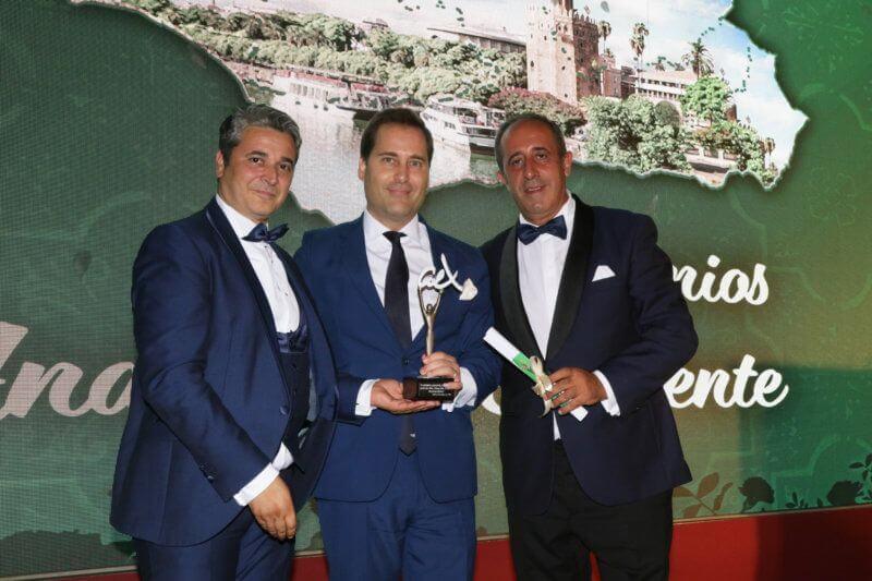 La Asociación Corazón y Vida, galardonada con el Premio Andalucía Excelente 2019 a la Solidaridad