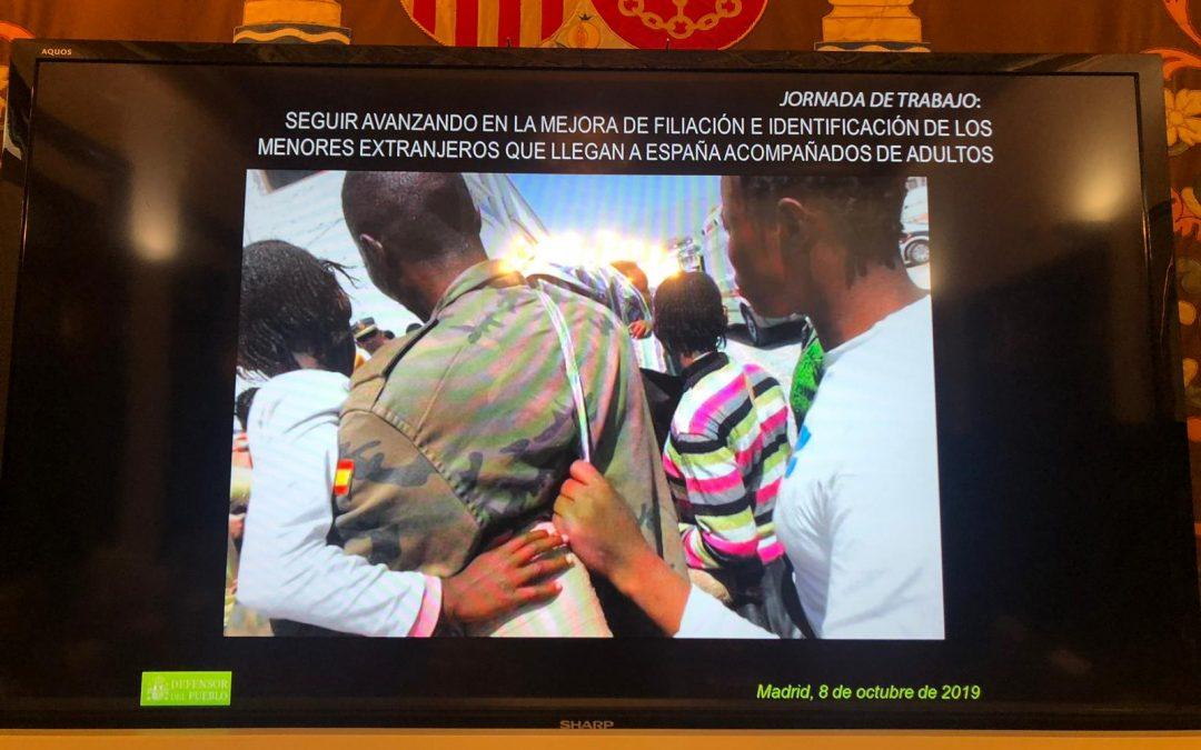 El Centro de Acogida Humanitaria Ödos ubicado en Montilla, ejemplo de buena práctica para la protección de menores por el Defensor del Pueblo Estatal