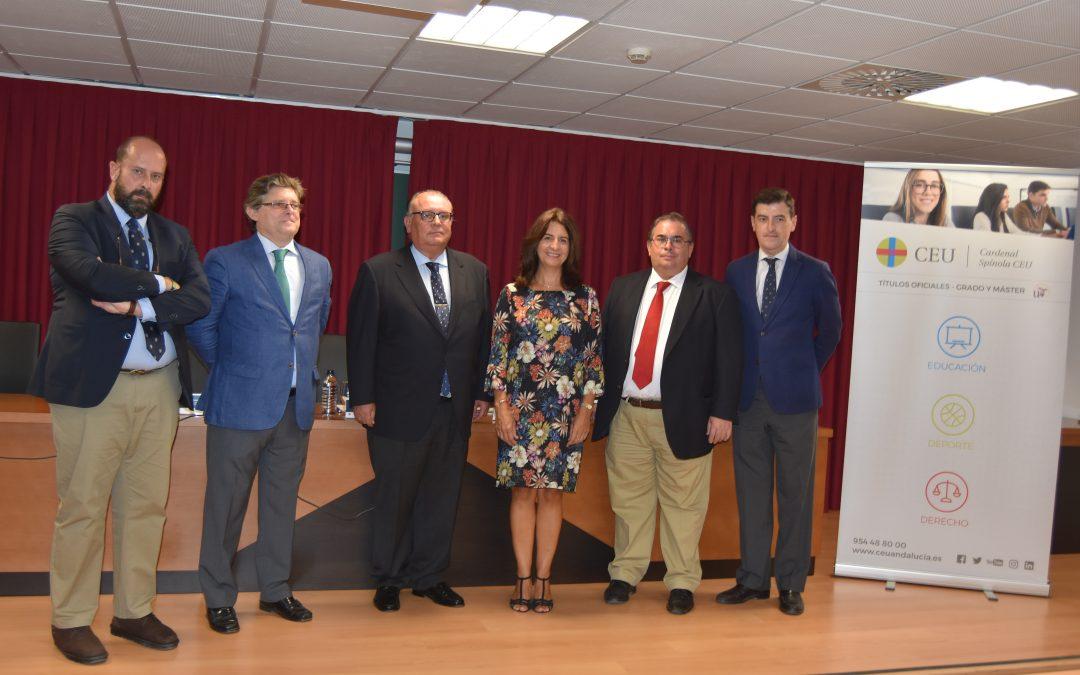 Presentación de la nueva edición del Curso 'Gestión, Marco Jurídico y Redes Sociales en las Hermandades y Cofradías'