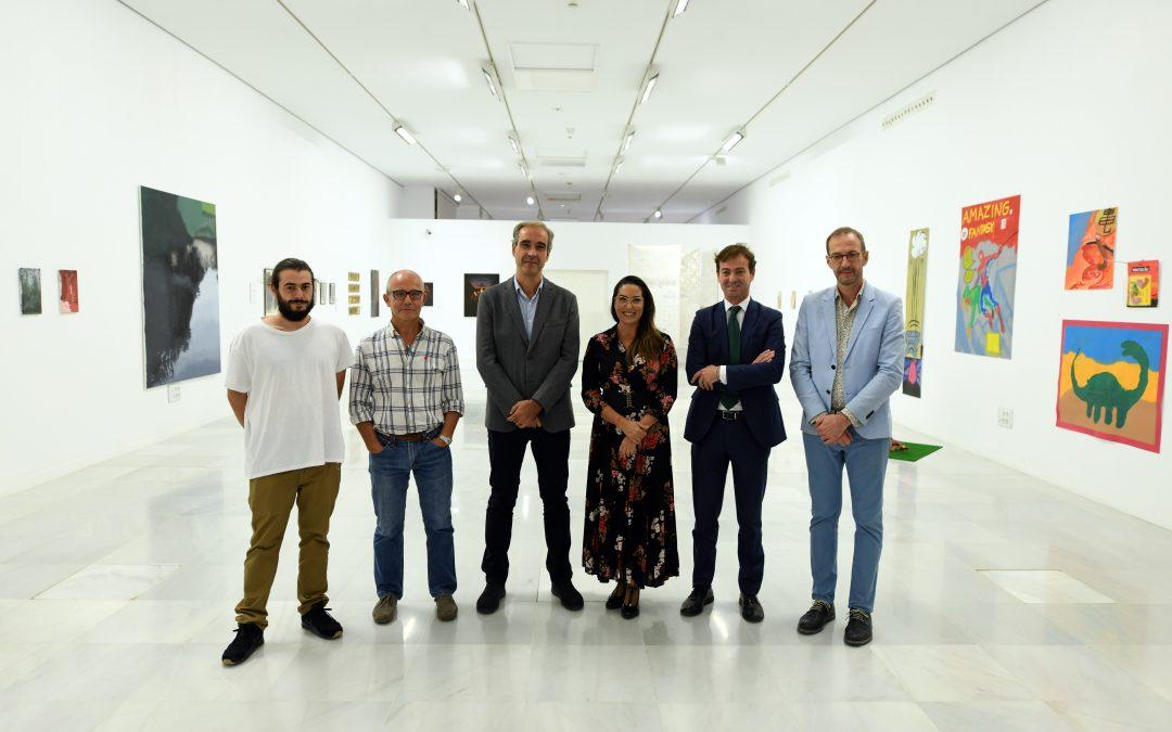 Promoción Diecisiete, arte plástica de jóvenes creadores en CajaGranada