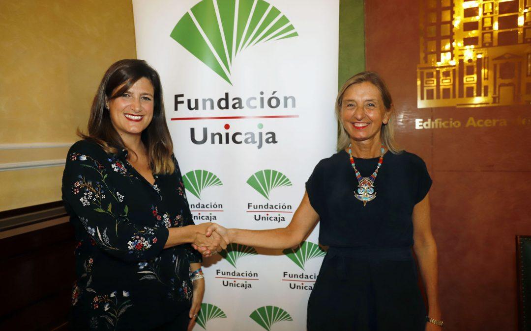 Fundación Unicaja respalda a la Fundación Harena en su programa 'Soledad 0, vida 10' para evitar el aislamiento social de las personas mayores