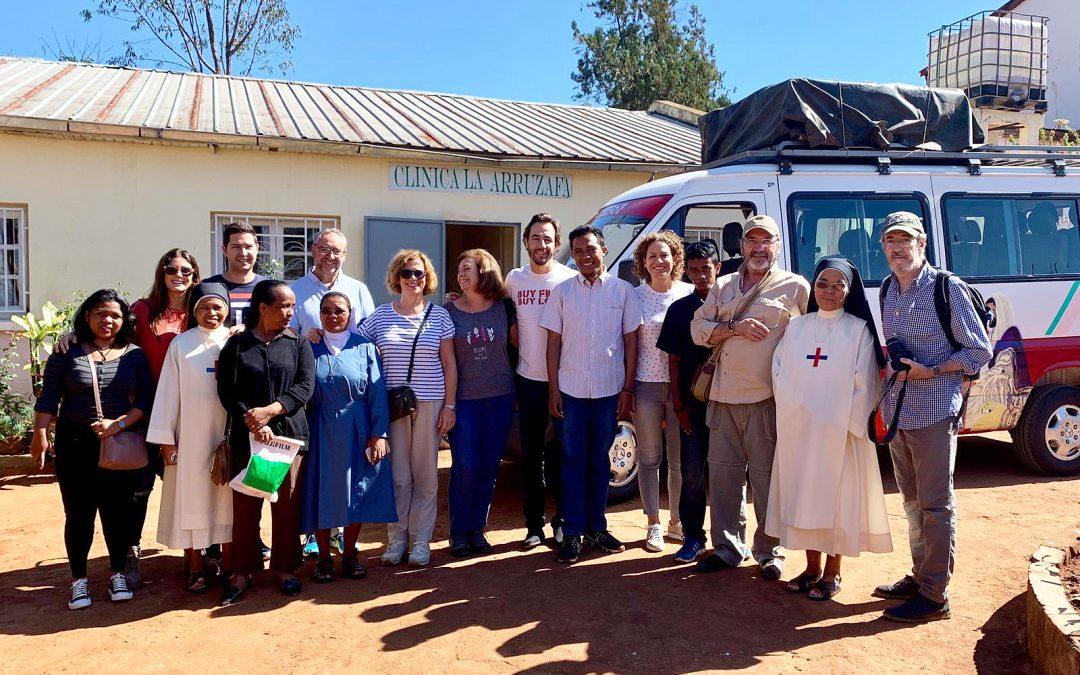Fundación La Arruzafa concluye su novena expedición en Madagascar tras atender a 1.024 pacientes