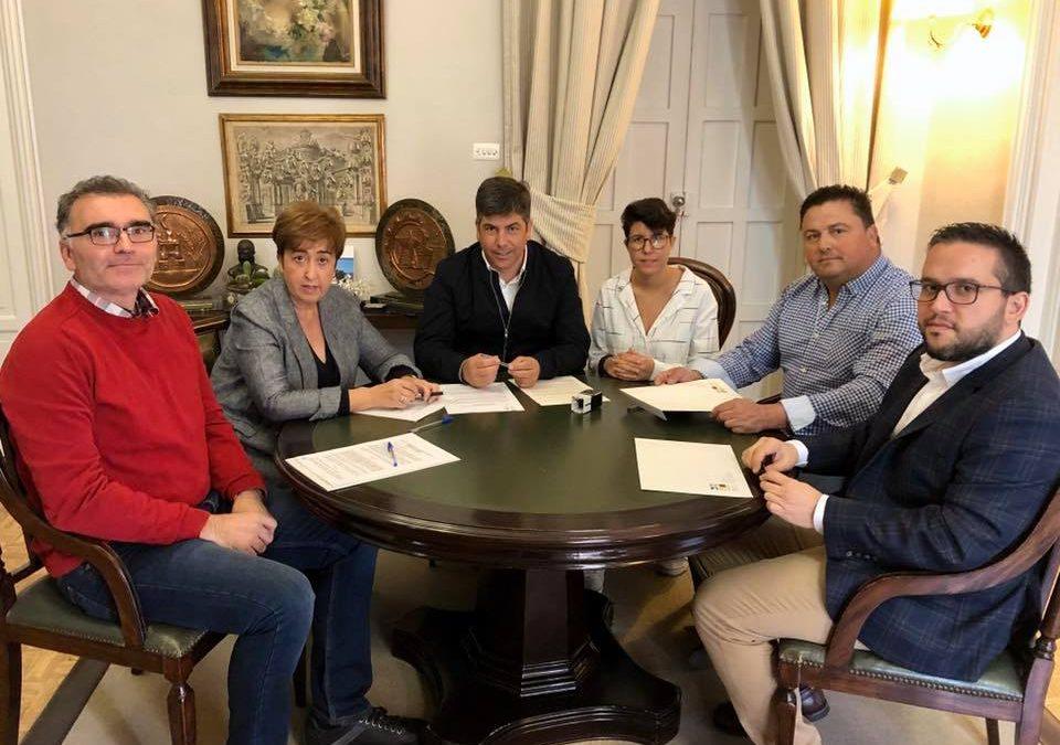 Montilla, Montemayor, Moriles y Santaella unidos por una alimentación saludable en escuelas del Cusco