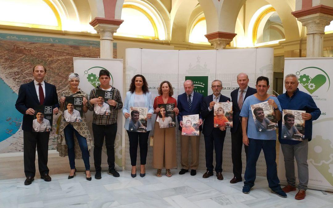 """Se presenta en Sevilla """"Una de Cada Cien"""", campaña de sensibilización sobre las personas con autismo"""