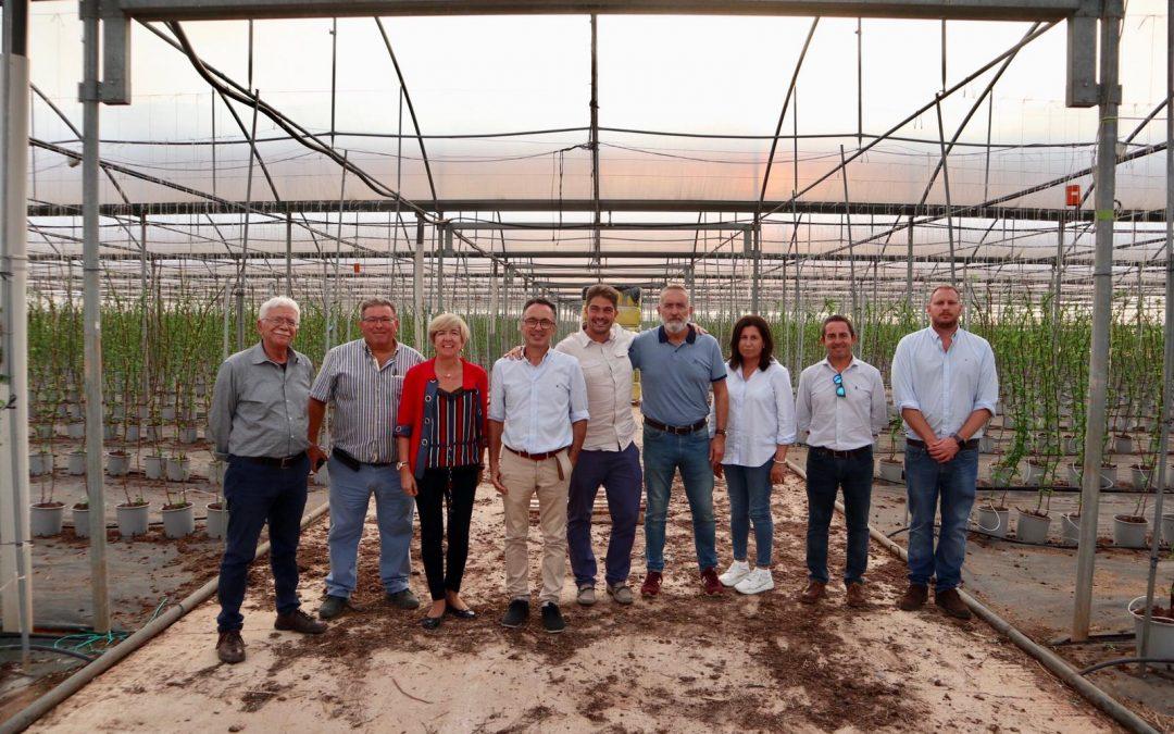 Fundación Tecnova encuentra en Sicilia nuevos socios nuevos partners de I+D