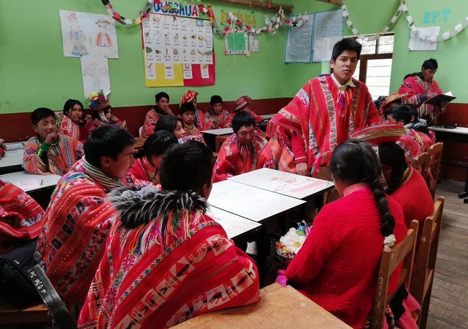 El Parlamento Andaluz se compromete con la atención de la violencia escolar en el Cusco