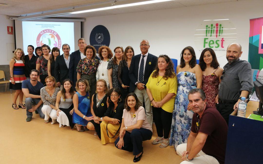Cudeca y la Universidad de Málaga presentan el I Master Propio Universitario Interdisciplinar en Cuidados Paliativos