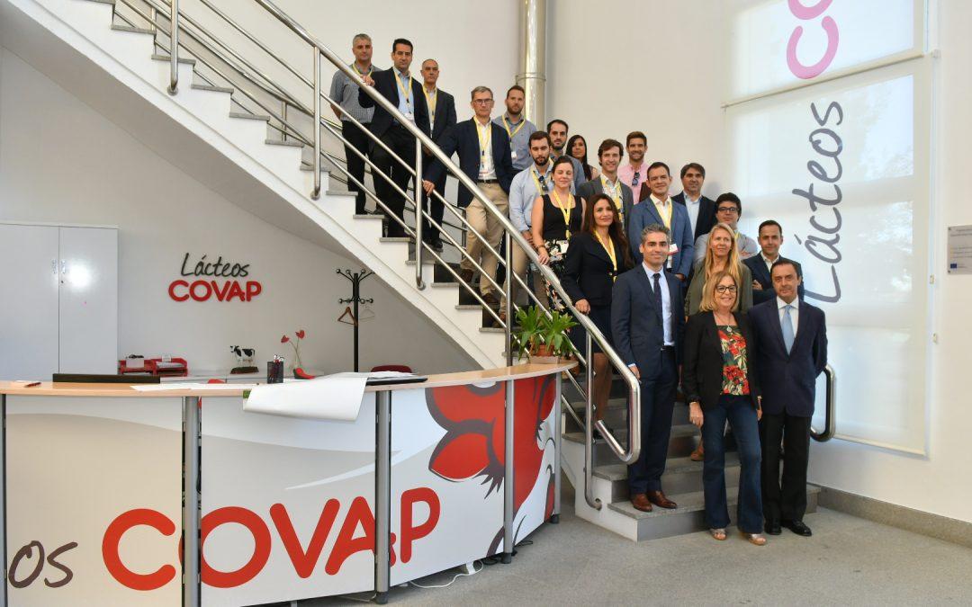 Covap y CTA exponen los retos tecnológicos de la cooperativa a un grupo de empresas innovadoras