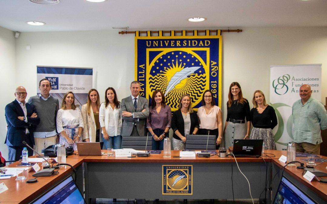 El grupo de trabajo de las fundaciones universitarias se consolida