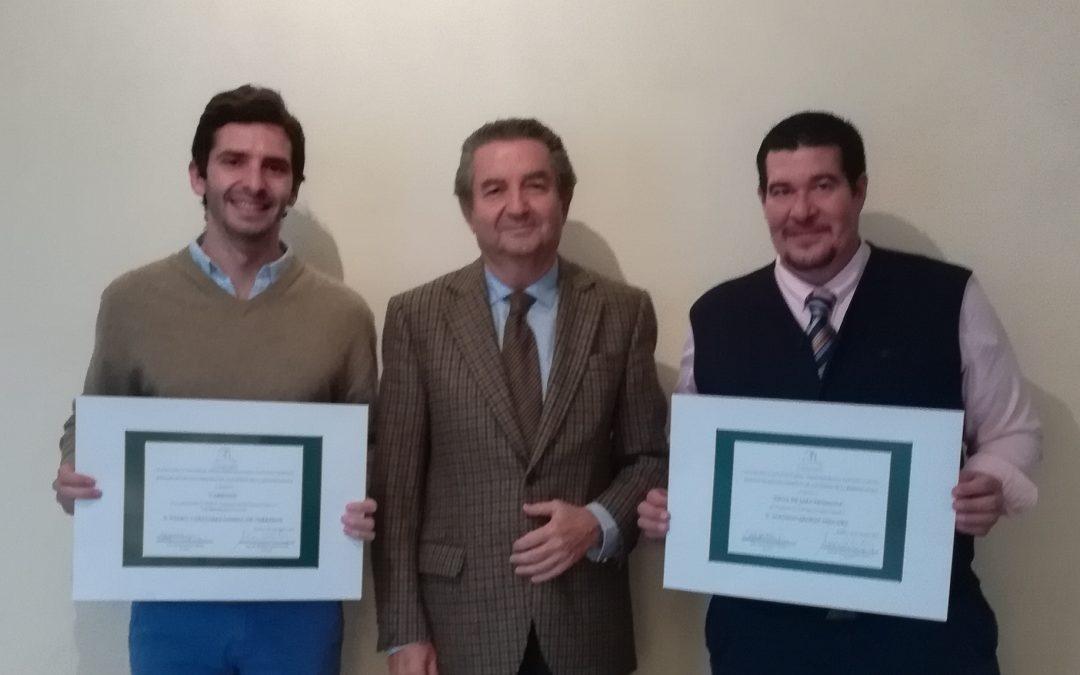 El Proyecto 'Siega de Jara Pringosa' recibe una ayuda de 6.000 € en el I Concurso de Ayudas de la Fundación Casablanca