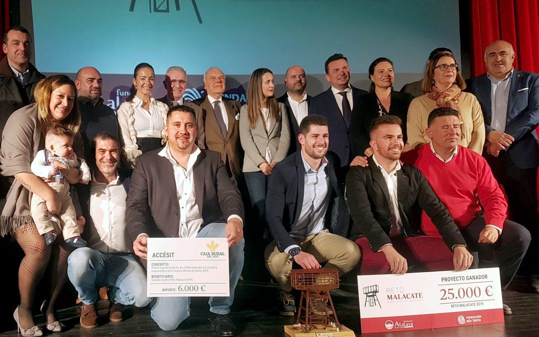 Un proyecto de turismo activo en la Cuenca Minera gana la segunda edición del Reto Malacate