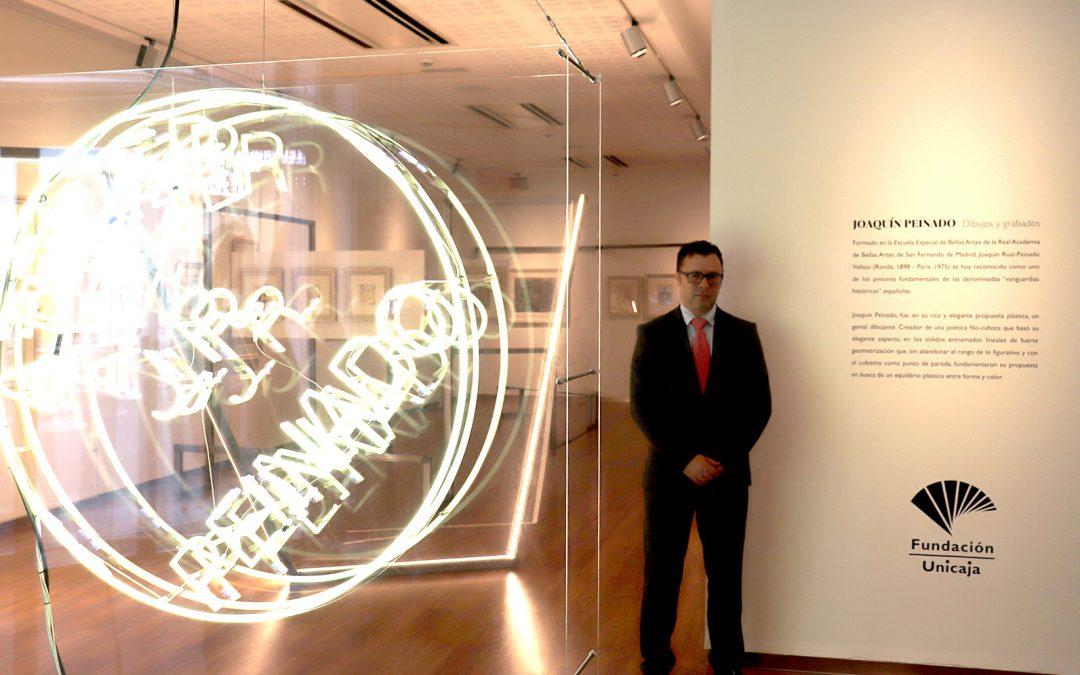 Fundación Unicaja organiza en Antequera la exposición 'Joaquín Peinado. Dibujos y grabados'