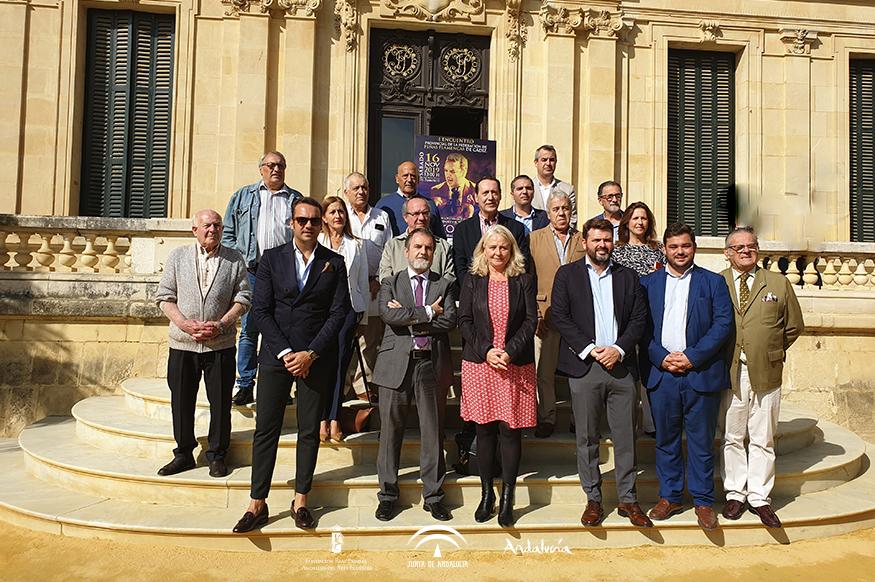La Real Escuela Andaluza del Arte Ecuestre acoge el  el I Encuentro de la Federación de Peñas Flamencas de Cádiz
