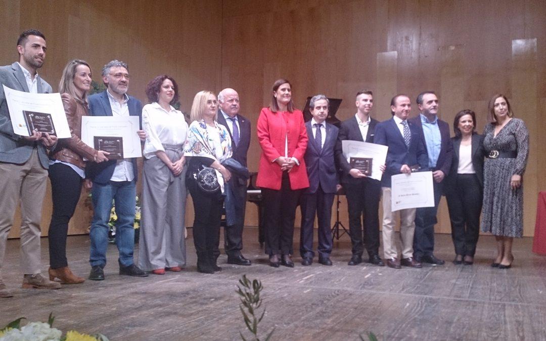 La Fundación Caja Rural de Baena entrega los Premios D. Salvador de Prado Santaella