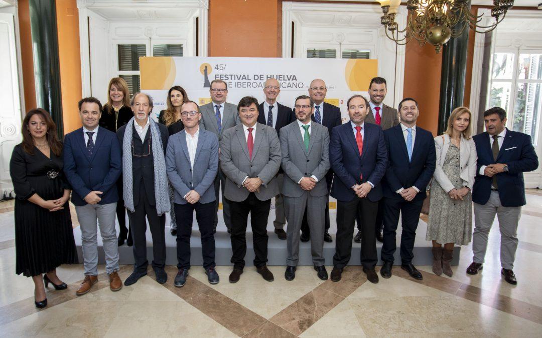 El Festival de Huelva contará con 210 proyecciones durante su 45 edición