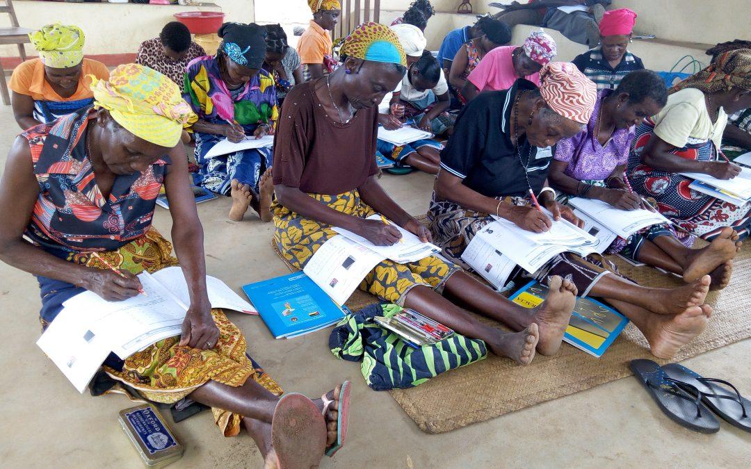 Madre Coraje y Diputación de Cádiz trabajan con 250 familias de una aldea de Mozambique en apoyo a una alimentación adecuada