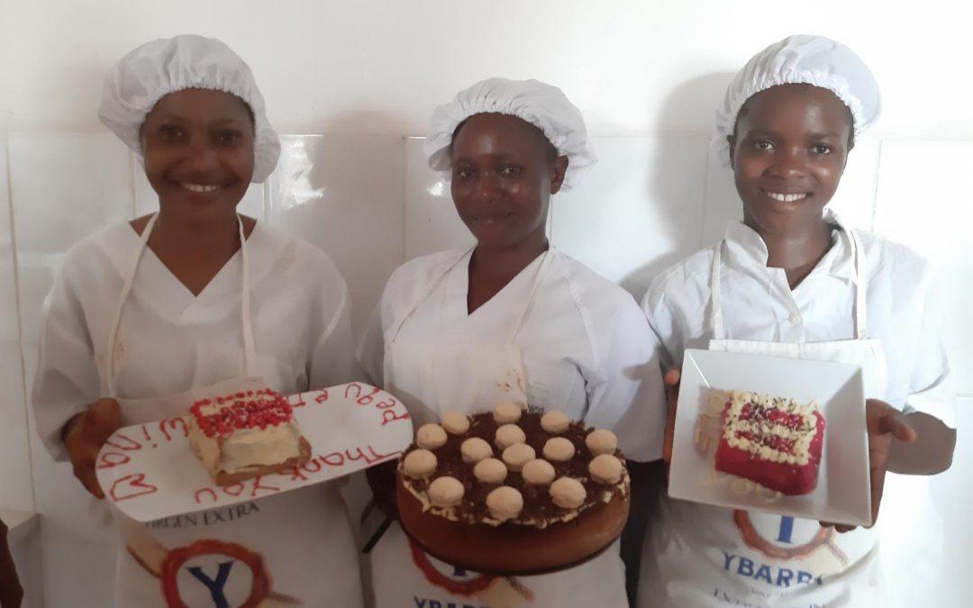 Pequeña Nowina lleva un chef a Sierra Leona para impartir formación de cocina
