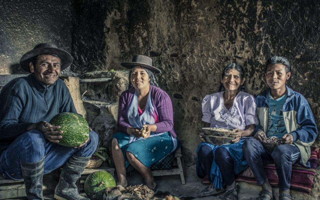 La FSU inicia un proyecto para favorecer la agricultura familiar bajo riego en Bolivia
