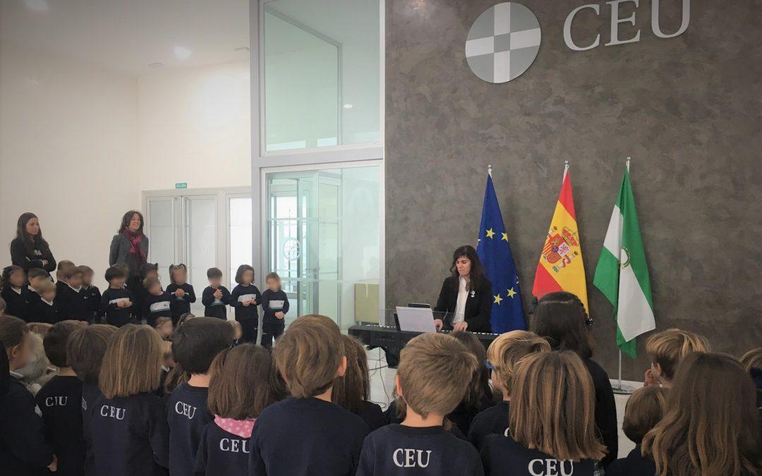 CEU Andalucía conmemora el Día de Santa Cecilia, patrona de la música