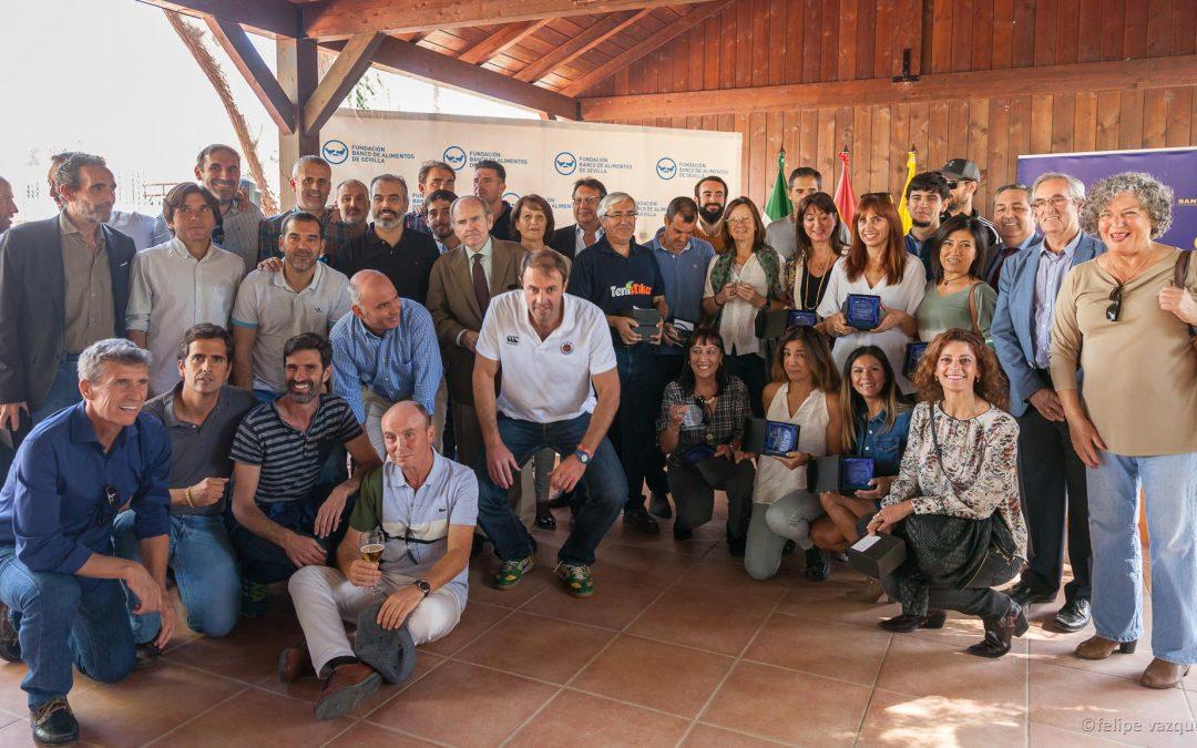 El Foro FISE un año más al servicio de la Fundación Banco de Alimentos de Sevilla